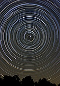 Astrophotography: Star Trails
